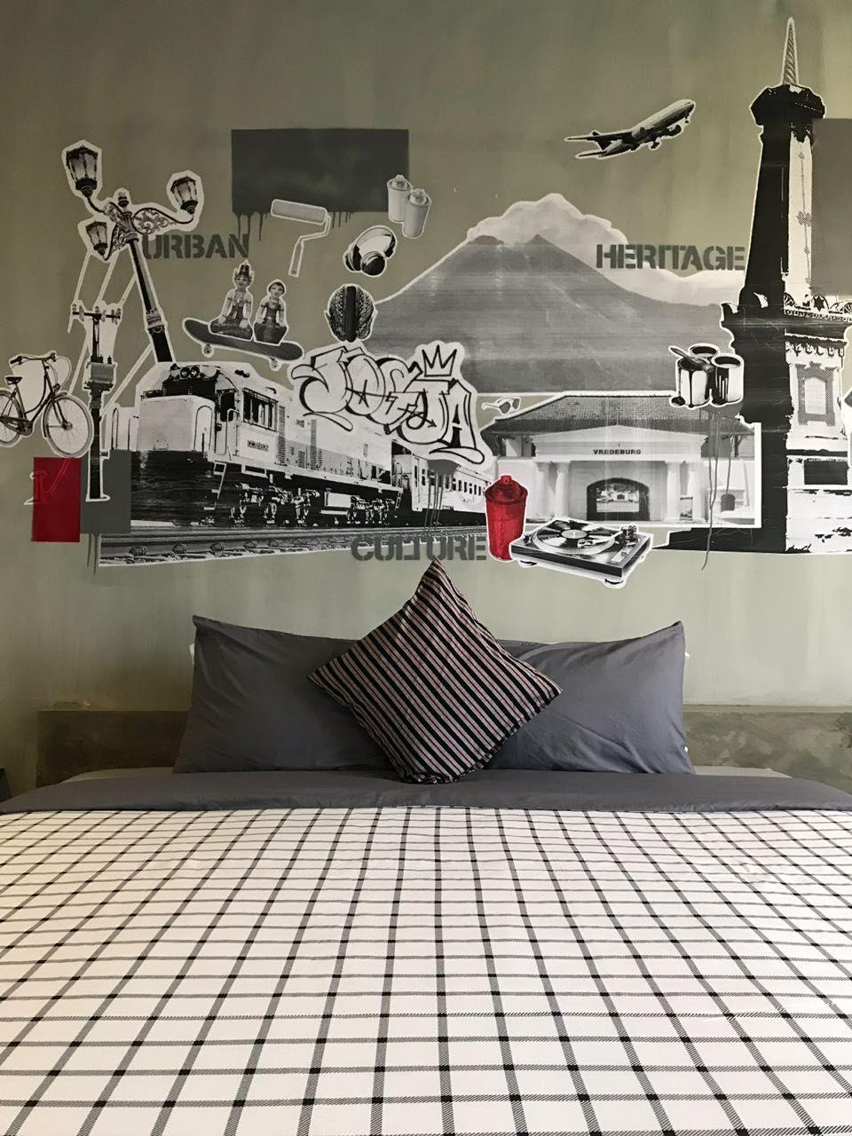 the Amartya Jogjakarta Hotel, Sleman