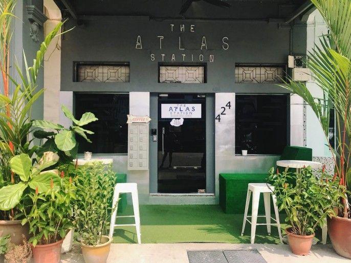 The Atlas Station, Kallang