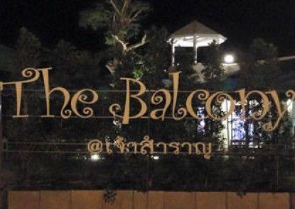 The Balcony at Chao Samran