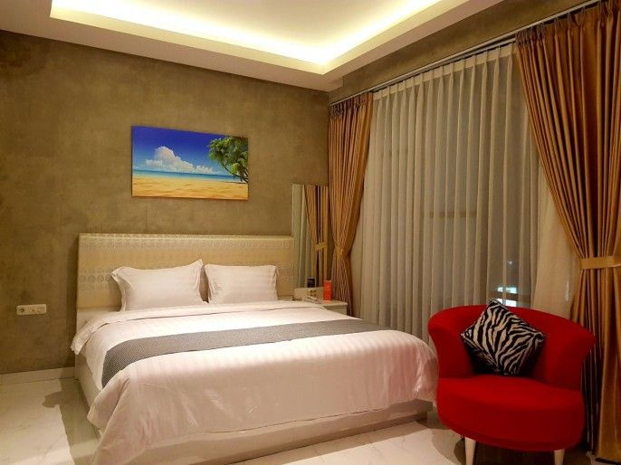 The Batik Bed & Coffee, Bandung