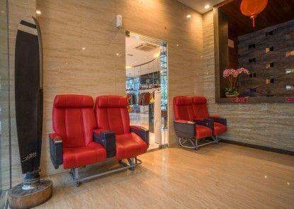 The Batik Hotel Medan Lobby