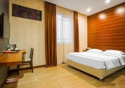 The Batik Hotel Medan Kamar Tamu