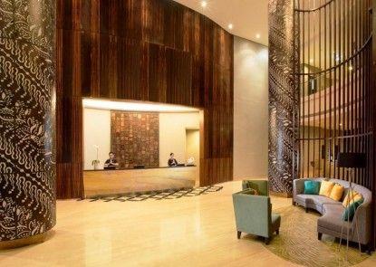 The Bellevue Suites Penerima Tamu