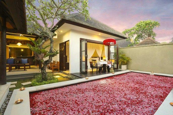 The Bidadari Luxury Villas & Spa, Badung