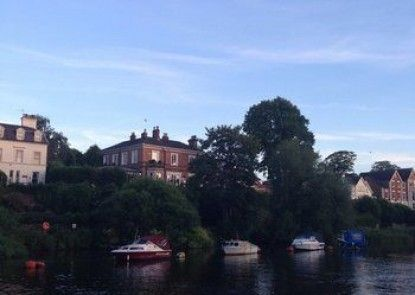 The Boathouse & Riverside Rooms