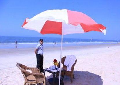 The Byke Old Anchor Beach Resort, Goa