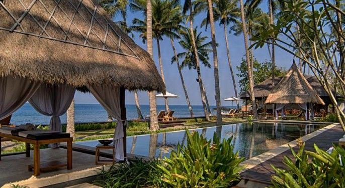 The Chandi Boutique Resort and Spa, Lombok Barat