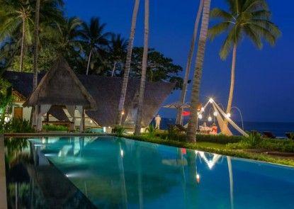 The Chandi Boutique Resort and Spa Kolam Renang