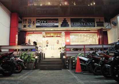 The City Icon Residence Pintu Masuk