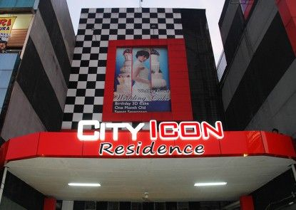 The City Icon Residence Eksterior