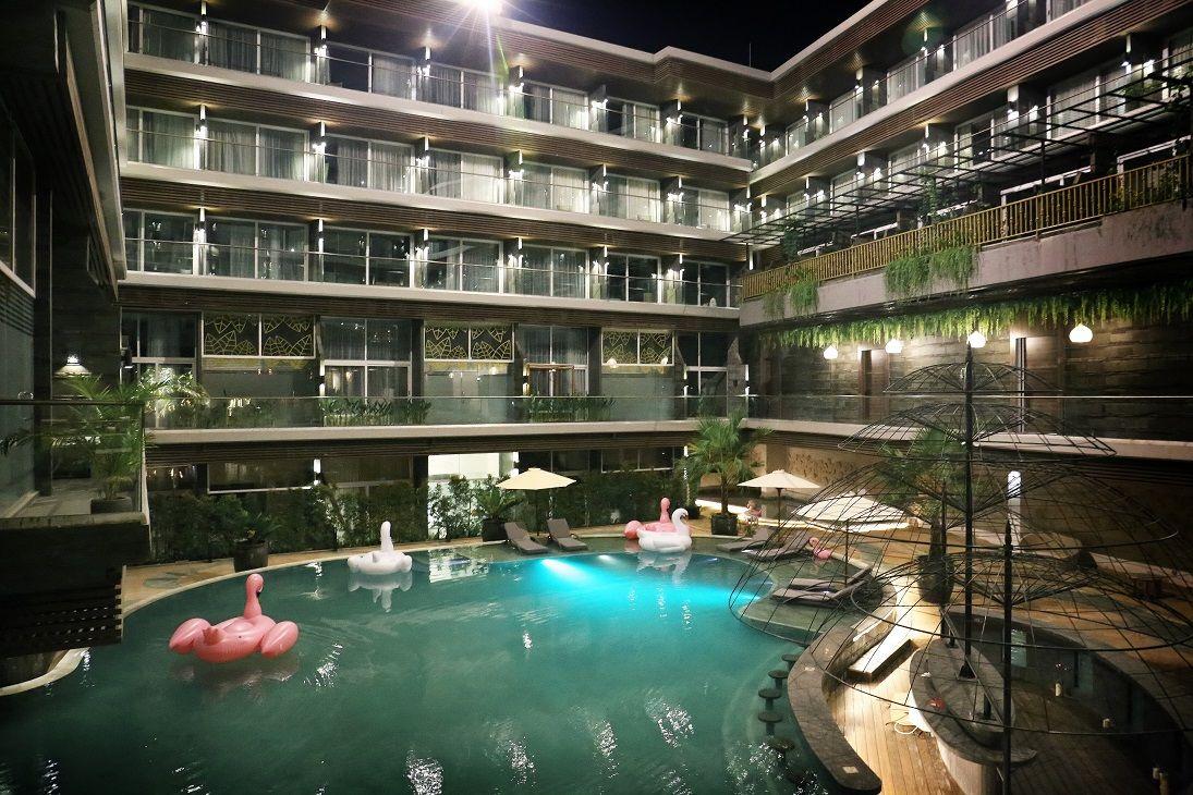 The Crystal Luxury Bay Resort Nusa Dua - Bali, Badung