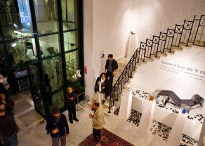 The DIAGHILEV LIVE ART boutique hotel