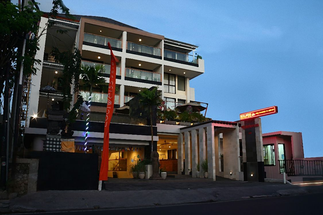 The Edelweiss Boutique Hotel Kuta,Tuban