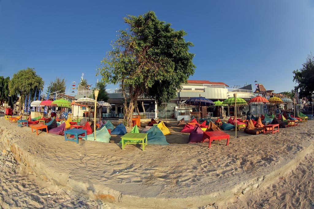 The Gili Sands Beach Club (Formerly New Rudys Hotel), Kepulauan Gili