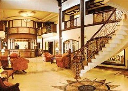 The Golden Palms Hotel & Spa Sylverton