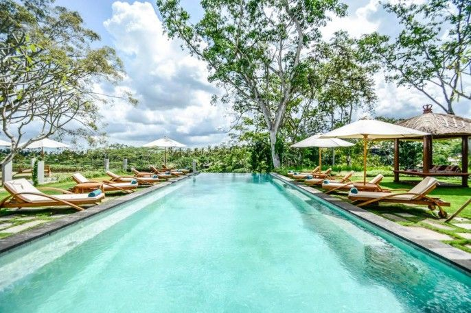 The Hidden Paradise Hill Suites & Villas By EPD, Gianyar