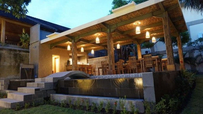 The Inn Sunsethouse Senggigi, Lombok Barat