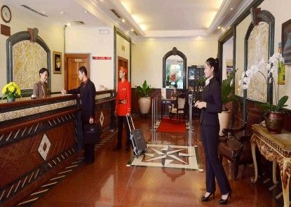 The Jayakarta Jakarta Hotel & Spa Lobby