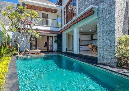 The Kamojang Villas & Resort Jimbaran Eksterior
