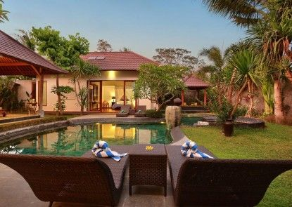 The Kampung Ubud Villas managed by Ozz Group Teras