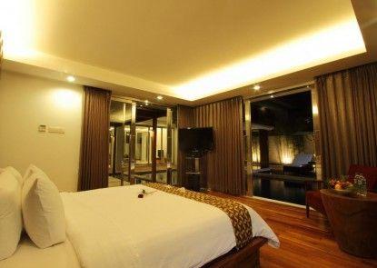 The Karma Villa Yogyakarta Kamar Tamu