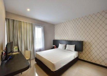 The Kno Hotel Kualanamu Kamar Tamu