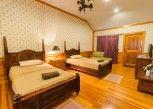 Pesan Kamar Kamar Double Atau Twin Deluks di The Log Home Experience Khao Yai