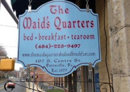 The Maid s Quarters Bed and Breakfast