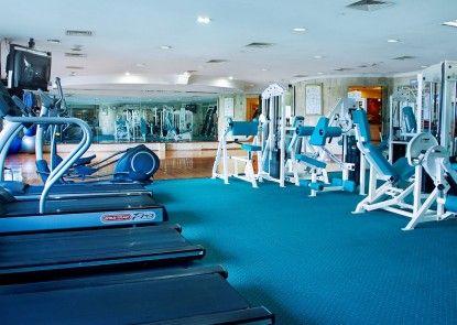 The Media Hotel & Towers Ruangan Fitness