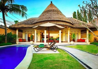 The Mutiara Jimbaran Boutique Villas Teras