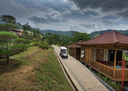 The Onsen Hot Spring Resort Pintu Masuk