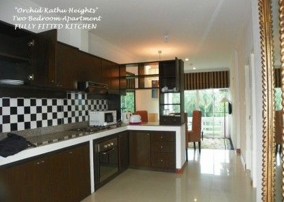 The Orchid Kathu Height Serviced Apartment