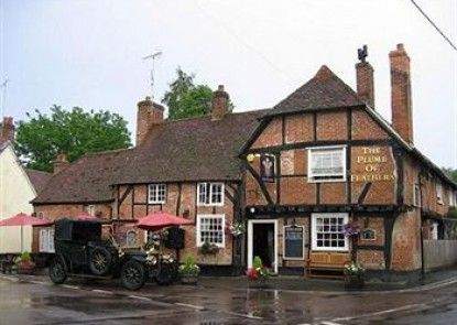 The Plume of Feathers - Inn