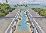 Pesan Kamar Deluxe Sea View di The Privilege Hotel Ezra Beach Club