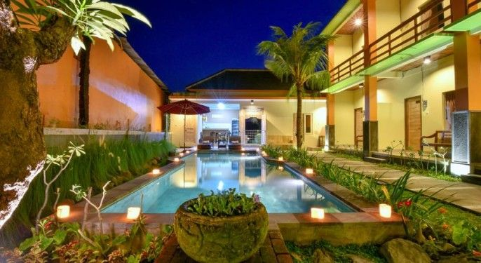 The Rani Garden Bed and Breakfast, Denpasar