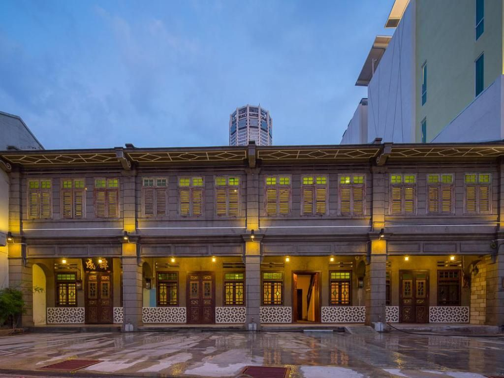 The Sovereign Hotel , Pulau Penang