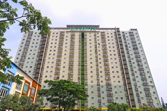The Suites Metro Apartment - King Property, Bandung