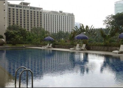 The Sultan Hotel Jakarta Kolam Renang