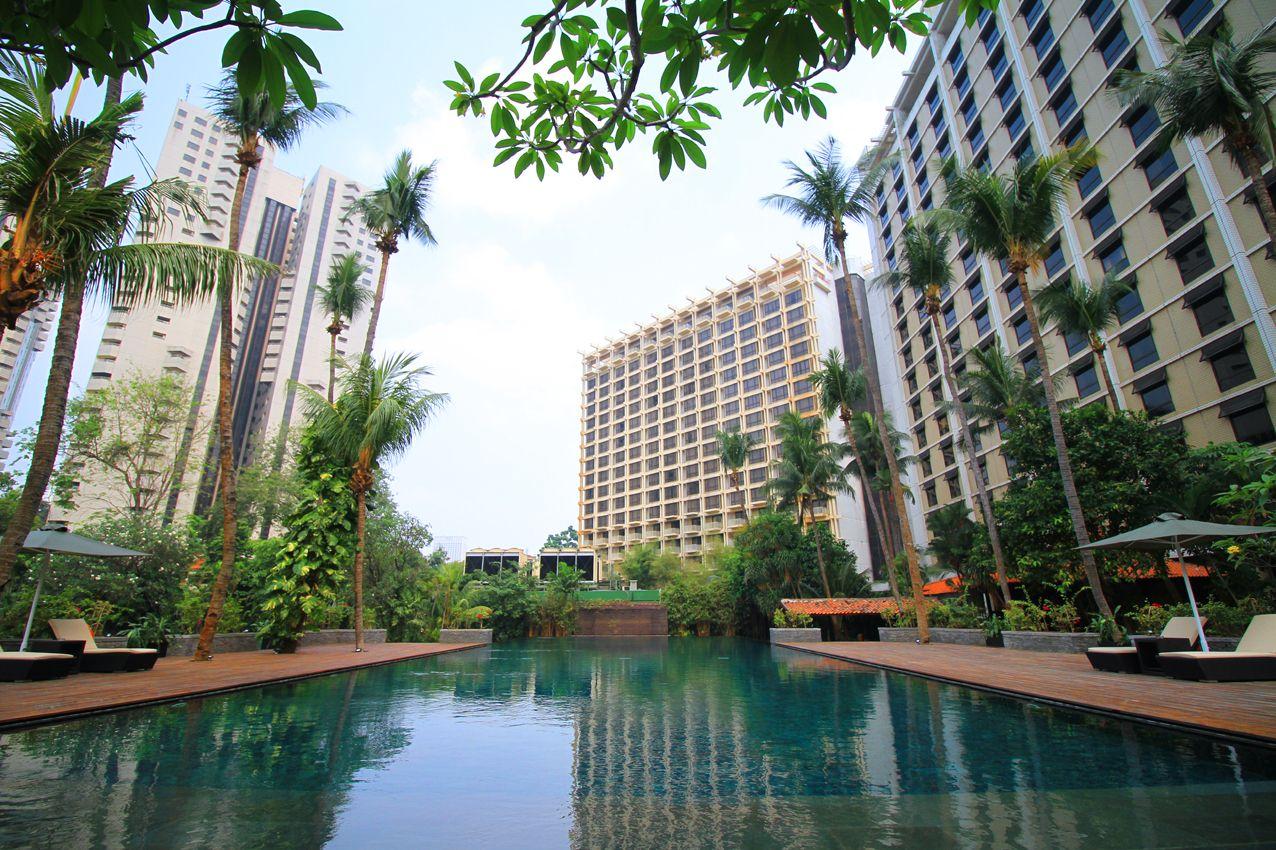 The Sultan Hotel Jakarta, Jakarta Pusat