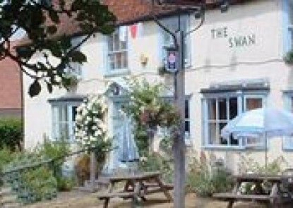 The Swan at Great Easton