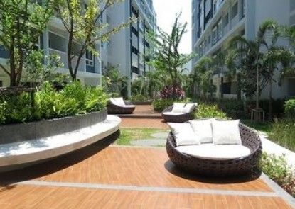 The Trust Huahin Condo Garden View by Dome