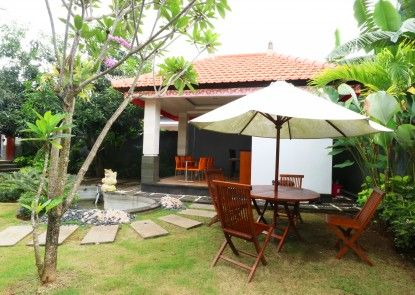 The Umah Pandawa Homestay and Villas Pemandangan