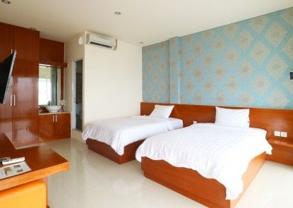 The Umah Pandawa Homestay and Villas Kamar Tamu