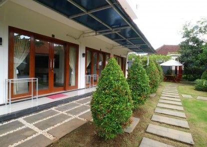The Umah Pandawa Homestay and Villas Eksterior
