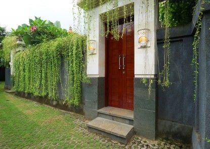 The Umah Pandawa Homestay and Villas Pintu Masuk