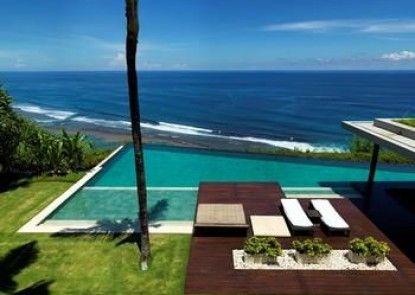 The Ungasan Clifftop Resort Teras