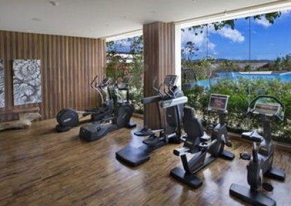 The Villas at AYANA Resort, BALI Teras