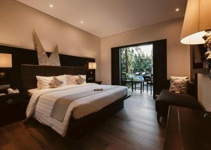 The Vira Bali Boutique Hotel & Suite Teras
