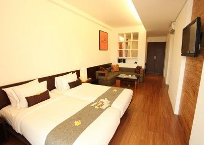 The Wangsa Hotel and Villas Kamar Tamu