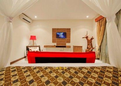 The Widyas Bali Villa Kamar Tamu